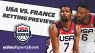 Betting: USA vs. France Men's Basketball | July 25