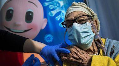 疫苗前段班又開跑 以色列宣布60歲以上追加第三劑