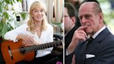 Philip's private jet trips and his mischievous jokes with pen pal of 40 years