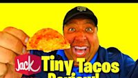 Jack In The Box Tiny Tacos Review!