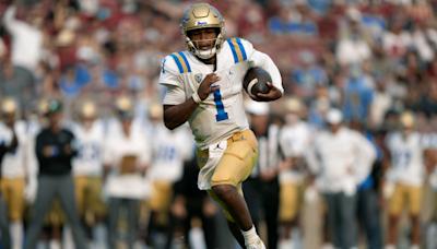 Dorian Thompson-Robinson wills No. 24 UCLA over Stanford despite shoulder injury