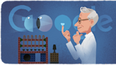 Otto Wichterle: Czech chemist who invented soft contact lenses is recognised in Google Doodle