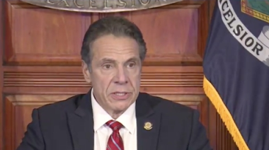 Cuomo Offers 2 Budgets; Demands $15B From Washington: 'Be Fair'