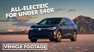 2021 Volkswagen ID.4 | VW's electric SUV