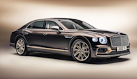 2022 Bentley Flying Spur Odyssean Edition launches the hybrid in style