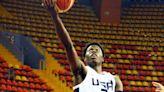 Chris Livingston, who is visiting KU this weekend, has 10 hoops schools, pros on list