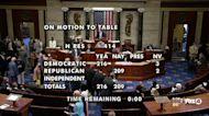 Mask mandate debate in House