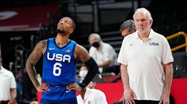 籃球/首戰輸球出怪聲? 美國隊抱怨波波維奇「馬刺體系」