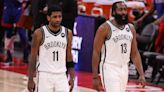 """Nets GM say team """"had very positive conversations"""" about Harden, Irving extensions"""