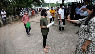 Student suicides put a spotlight on high-pressure exams during India's pandemic