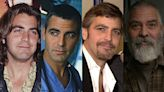 Evolution of George Clooney's Hair – From Mullet to Whiskers to Flowbee (Photos)