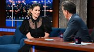 """""""Very Brave"""" - Sarah Paulson On Working With Monica Lewinsky On """"Impeachment"""""""