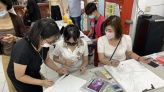 「數字油畫DIY」 超吸睛!促進新住民子女藝術細胞