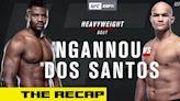 UFC on ESPN 3: Francis Ngannou vs. Junior dos Santos recap video
