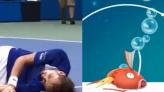 澳網官方收錄選手場外生活 謝淑薇與「鯉魚王」壓軸入選(影音)