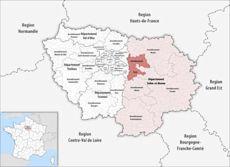 Arrondissement of Torcy