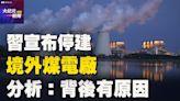 【焦點速遞】習宣佈停建境外煤電廠 分析:背後有原因