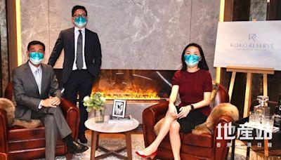 KOKO RESERVE平面圖曝光 示範單位周內開放 - 香港經濟日報 - 地產站 - 新盤消息 - 新盤新聞