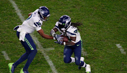 Seahawks, Steelers tied at 17 early in the fourth quarter