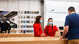 Apple to require masks in half of its US stores starting Thursday following CDC mask guidelines