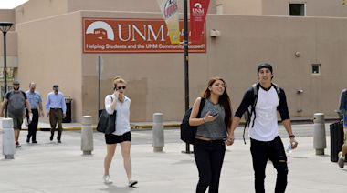 New Mexico announces plan to offer free college tuition to state residents