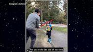 6-year-old 'Star Wars' superfan!