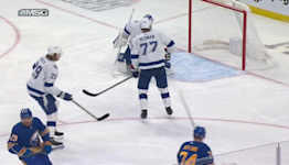 Vinnie Hinostroza with a Goal vs. Tampa Bay Lightning