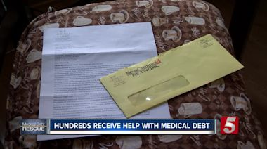 Medical Debt Rescue helps Lebanon woman pay debt from 1991 crash
