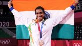 Badminton queen PV Sindhu becomes first Indian woman to win two Olympic medals