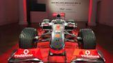 Motor racing-Quick sale? Ex-Hamilton F1 McLaren could fetch $7 million
