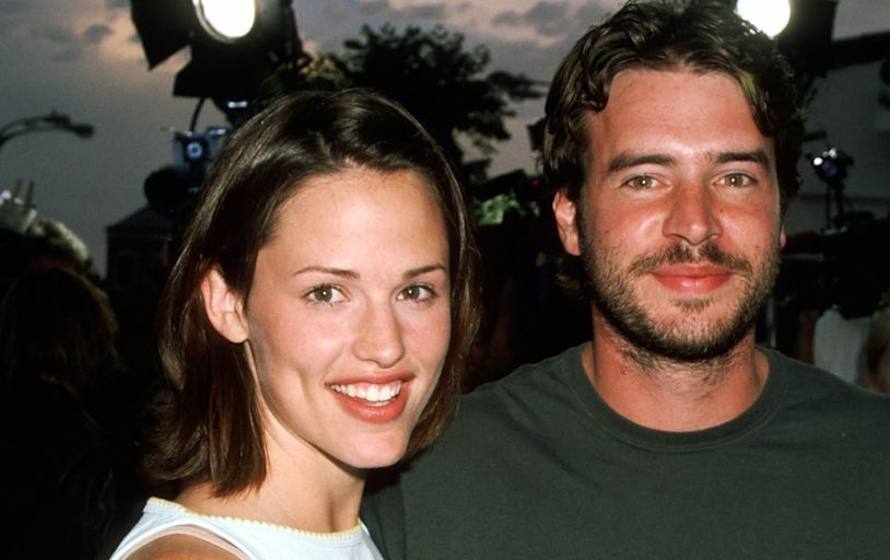 Scott Foley opens up about where he stands with ex-wife Jennifer Garner