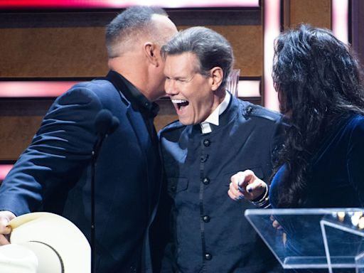 CMT Artists of the Year: Randy Travis, Mickey Guyton and more country artists honored