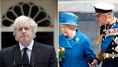 Boris Johnson says he won't attend Prince Philip's funeral so a royal family member can take his place
