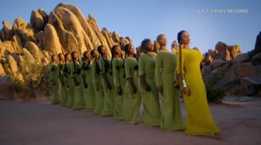 Beyonce's 'Spirit' music video partly filmed in Apple Valley