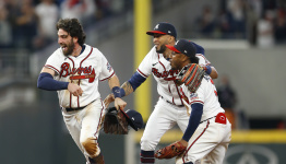 World Series betting: Astros favored, but Braves have beaten the odds all postseason