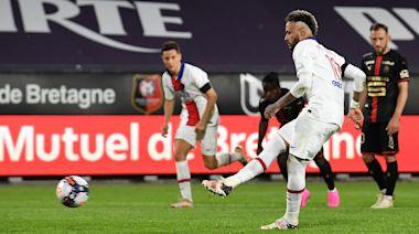 法甲|尼馬入波照被雷恩逼和 PSG失分衞冕遇打擊 | 蘋果日報