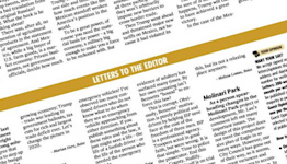 Letters to the editor: View from Washington, BSU football games, Idaho politics