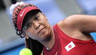 Naomi Osaka looking formidable after winning second Olympics match