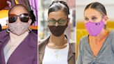The Stylish Face Masks Jennifer Lopez, Sarah Jessica Parker, and More Stars Wear Are 40% Off — but Not for Much Longer