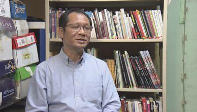 特首會同行會命令剔除支聯會公司註冊登記 蔡耀昌認為行動並無必要
