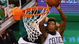 Celtics' Smart Throws Down on Second US President