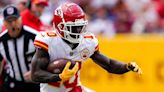 State NFL roundup: Tyreek Hill warms up in Chiefs' win