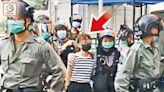 區議員號召 反抗疫診所 黑暴三區遊行