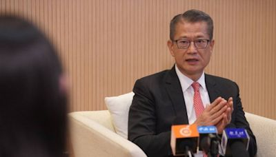 信報即時新聞 -- 陳茂波:正檢視本港債券市場生態系統