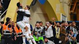 Pointlessly bloated Spanish Super Cup ends with Real Madrid beating Atletico on penalties