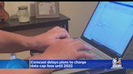 Comcast Delays Home Internet Data Cap Plan