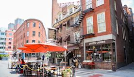 America's Oldest Restaurant Reopened Yesterday—With Its First Ever Patio