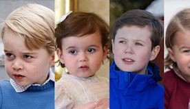 28 young royals who will one day rule the world