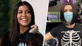 Comedian imagines 'punk' Kourtney Kardashian at Spirit Halloween in hilarious sketch