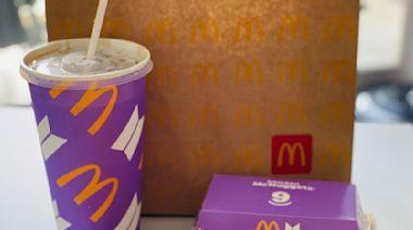 新加坡開放餐廳內用 麥當勞BTS套餐僅限外送